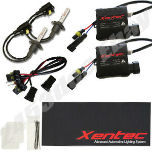 Xentec 35w Xenon Hid Kit Slim H13 30k Violet Pink Headlight Conversion Sd Light