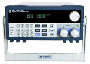 New Maynuo M9812 Programmable Led Dc Electronic Load 0 150v 0 30a 300w