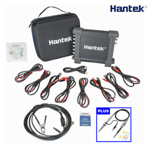 60mhz Probe Hantek 1008c 8ch Automobile Daq Diagnostic Generator Oscilloscope