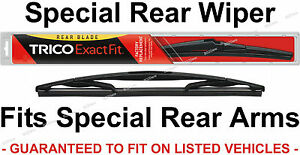 Trico 12 e 12 Rear Wiper Blade For Snap Claw Rear Arm Suv Wagon Crossover 12e