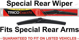 Trico 14 a 14 Rear Wiper Blade For Roclock 2 Rear Arm Suv Wagon Crossover 14a