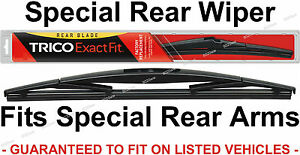 Trico 12 b Rear Wiper Blade For Roclock 3 Rear Wiper Arm Suv Wagon Crossover 12b