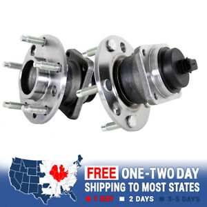 2 Wheel Hub Bearing For 1993 1994 1995 1996 2001 2002 Camaro Firebird Trans Am