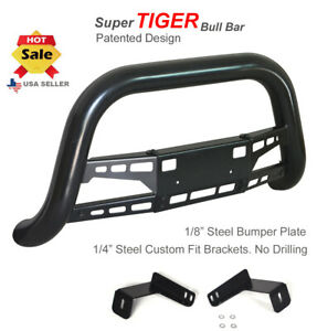 Super Tiger Bull Bar Fits 03 09 Toyota 4runner 03 10 Lexus Gx470 Bumper Guard