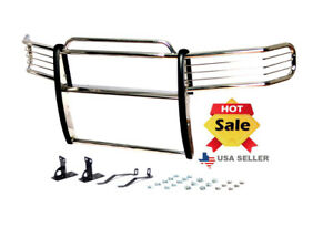 2003 05 Dodge Ram 2500 3500 Chrome Bumper Grille Grill Guard In Stainless Steel