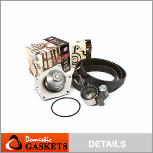 03 04 Chrysler Concorde 300m Pacifica 3 5l Sohc Timing Belt Gmb Water Pump Kit