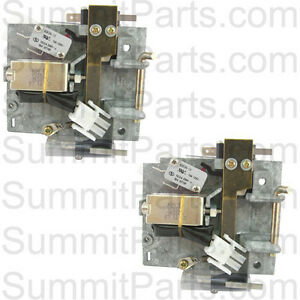 2pk Gen4 Door Lock Assembly For Wascomat Washers 248711