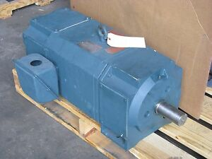 Refurbished Reliance Electric 60 Hp R p m Dc Motor Id T25s2306d ro