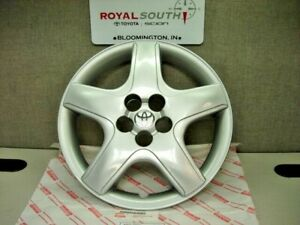 Toyota Corolla Matrix 16 Wheel Cover Cap Genuine Oem Oe