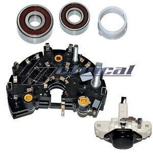 Alternator Repair Kit For Land Rover Discovery Discovery Ii 2 4 0l 4 6l V8 99 04