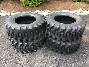 4 New 12 16 5 Skid Steer Tires Camso 12x16 5 For Bobcat Others