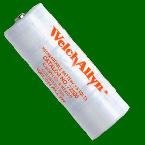 Welch Allyn Replacement Nicad Rechargeable Battery orange For71000 a 71000 c