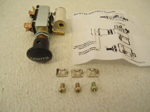 New Light Switch 3 Position Original Style For John Deere A B L La G D H Bo Br