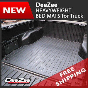 02 18 Dodge Ram 1500 6 5 Bed Dee Zee Heavyweight Rubber Truck Bed Mat