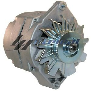 100 New High Output Alternator For Chevy C K R V Pickup Pu Truck 3 wire 200amp