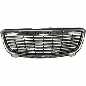 New Grille Town And Country Ch1200350 68100692ab Chrysler 2011 2016
