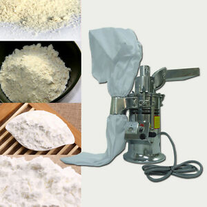 Semi auto Hammer Mill Herb Grinder pulverizer Machine powder Grinding Machine