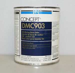 Ppg Concept Dmc 909 Red Shade Moly Red 2k Mixing Base Toner Paint Toner Qal
