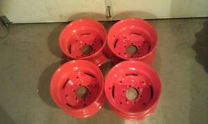 4 New Rims For Bobcat M600 16 5x8 25x6 Fit 10x16 5 Tires replace 7 00x15 7 00 15