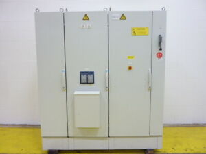 Siemens Industrial Control Cabinet Aa t9 Used 46071
