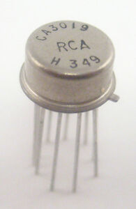 Ca3019 Ultra fast Low capacitance Matched Diodes Rare