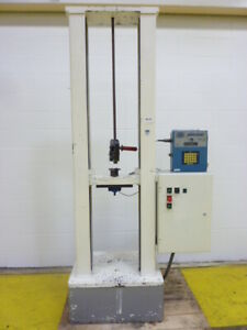 Tinius Olsen Tensile Compression Tester Tencomp145 Used 46145