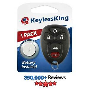 New Remote Start Keyless Entry Key Fob Clicker Control For Ouc60270 15912860