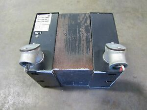 Hammond En6p 1000va 1kva 1ph Transformer Hi 240 480v Lo Voltage 120 240v Volt