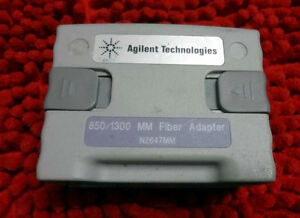 Agilent N2647mm 850nm 1300nm Fiber Smartprobe Adapter For Agilent Wirescope Pro