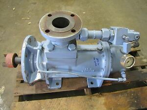 Imo A3dbc 275 3 Screw Hydraulic Pump 212gpm 500psi 2900rpm 1 7 8 Shaft Dia