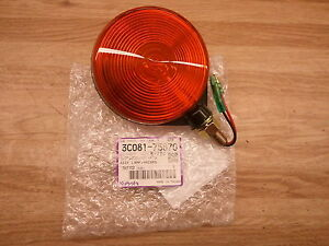 New Kubota 3c081 75870 Amber Hazard Light B L M Series Tractors