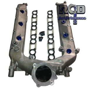 Rcd Performance Race Ported 6 4l Ford Intake Manifold
