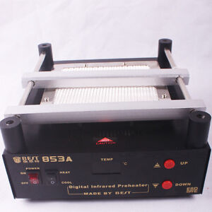 110v Soldering Station Pcb Preheating Equipment Preheating Plate Bst 853a