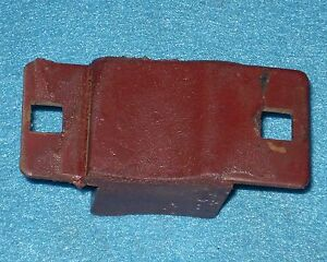 1941 1950 Chevy Muffler Support Bracket Restore Hot Rod Rat Rod New n o s