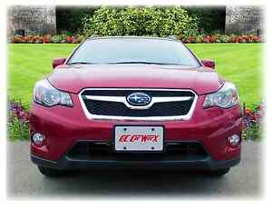 Front License Bracket By C c Carworx For 2013 14 15 Subaru Xv crosstrek Ct 13 fp
