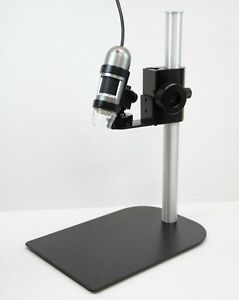 Tabletop Stand For Dino Lite Digital Microscope Models Am4113t am4113zt am3113