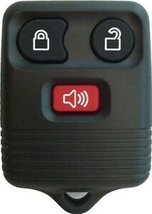 Brand New 2000 Ford Expedition Keyless Entry Remote R01fx Dap