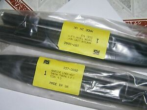 Cgat 9 3 0 Adhesive Lined Heatshrink Tubing 9mmte Connectivity Rs1573802 12 Pcs