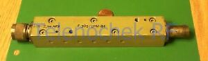 Rf If Microwave Bandpass Filter 6 1 12 6 Ghz Bpf 9 4 Ghz Cf 6 5 Ghz Bw Data