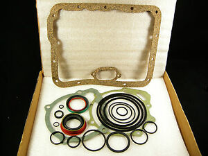 1968 1971 Fordomatic 3 Speed Transmission Gasket Seal Kit Cruiseomatic Mx Fmx