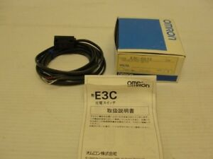 New Omron Photoelectric Sensor 3c ds10