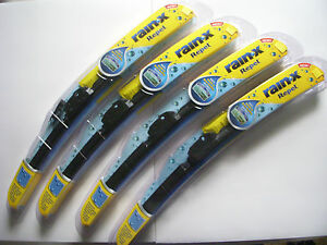 Box Of 4 Rain x Repel Latitude Wiper Blades 24