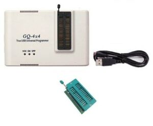 Gq 4x V4 gq 4x4 Usb Programmer adp 079 For Mbm27c1028 Eprom Exclusive Combine