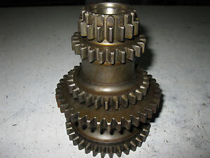 John Deere 1050 Ch13344 Countershaft Gear New