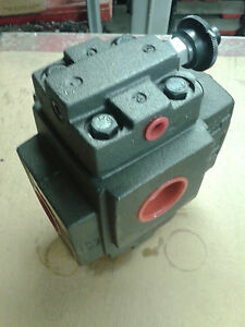 Parker Prc10pf Hydraulic Pressure Reducing Valve