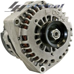 100 New High Output Alternator For Chevy Gmc 1500 2500 3500 Pickup Truck 250amp