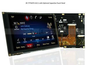 7 7 Inch Tft Lcd Module Display W multi capacitive Touch Panel Screen tutorial