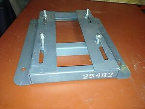 Nema Adjustable Motor Base 254 Frame