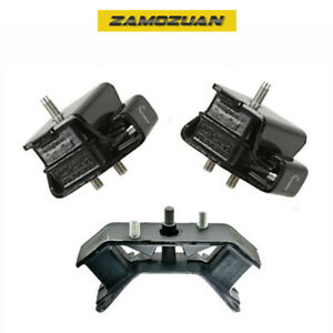 Engine Motor Trans Mount 3pcs 2000 2006 For Subaru Legacy Outback Baja 2 5l