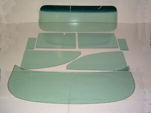 1959 1960 Cadillac 2 Dr Hardtop Glass Windshield Vent Door Quarter Rear Back Gt